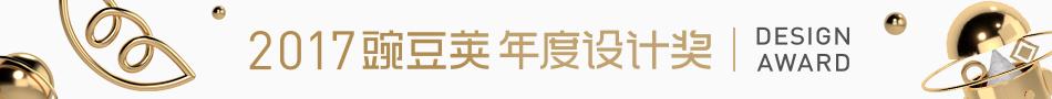2017 豌豆荚年度设计奖